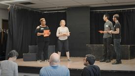 West Jet - Confuse U with Gerry Dee: Drama Class