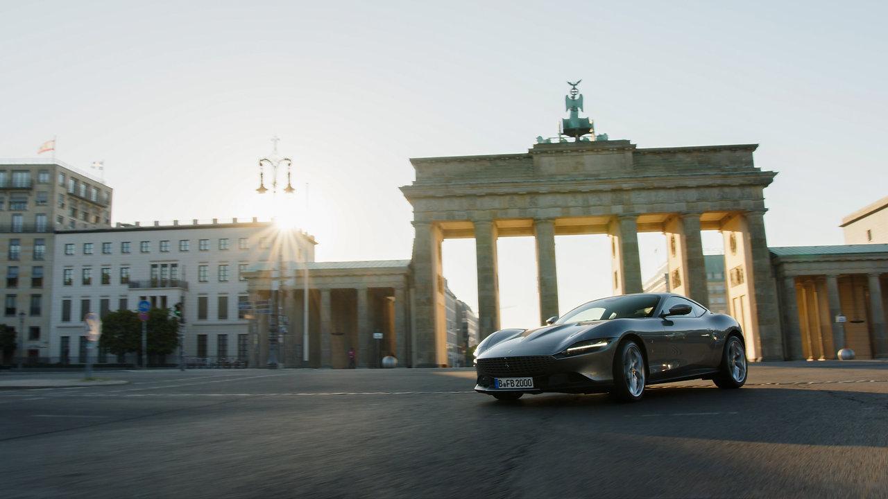 Ferrari – Roma a Berlino
