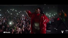Ashanti Apple Music Commercial
