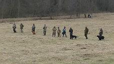 Banners Dogschool - shot&retrieve 19 01 2014 novice