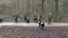 Banners Dogschool Training 18 01 2014