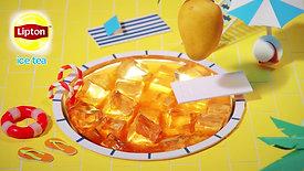 Lipton Mango Tea 6s Bumper Ad
