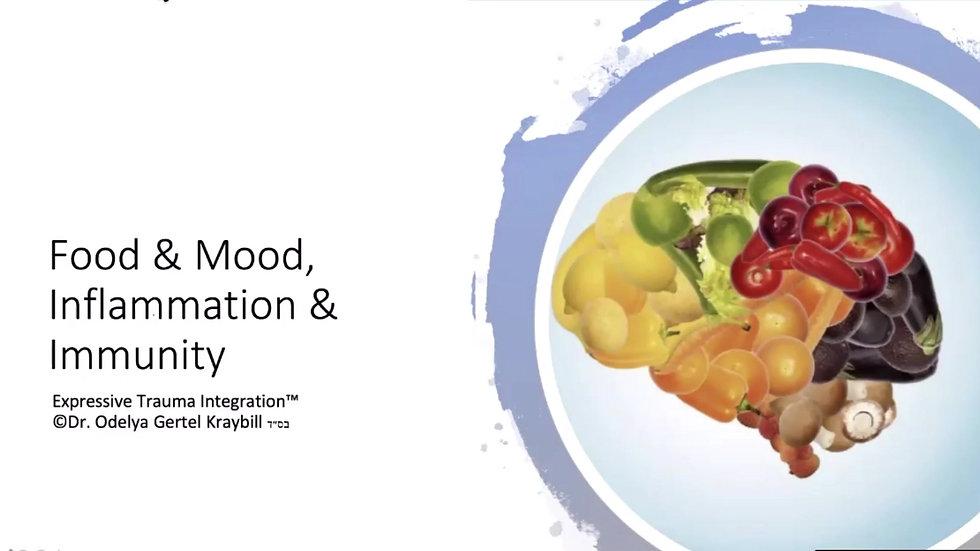 Food & Mood, Inflammation & Immunity