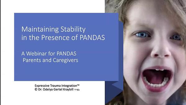 PANDAS Parents
