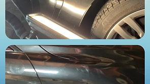 BMW Fender Dent Repair