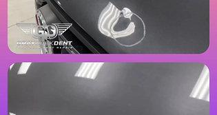 Hood Dent Repair