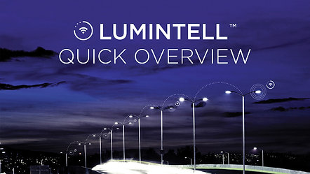 Lumintell™ Solution, Quick Overview