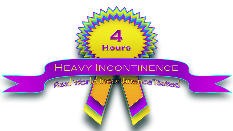 Heavy Incontinence 4hrs