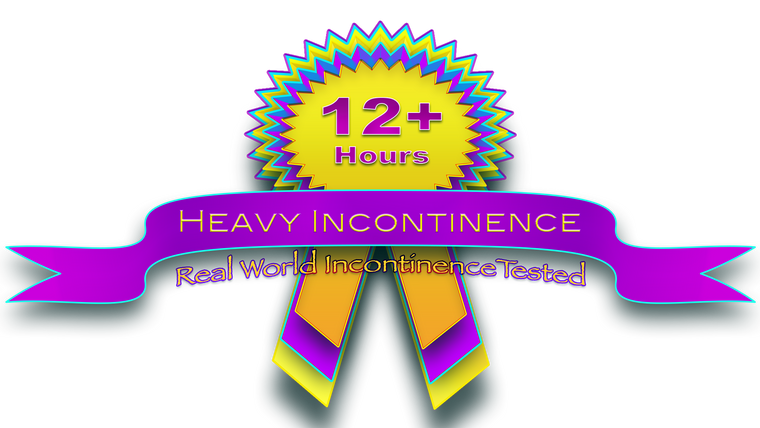 12+ Hours Heavy Incontinence