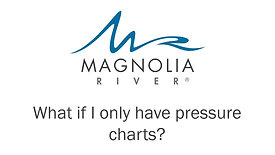 What if I Only Have Pressure Charts?