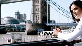 Bianka Fernandes in London