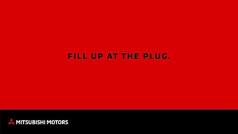 fill up at the plug