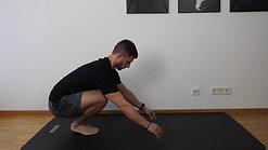 Routine: Fußgelenke