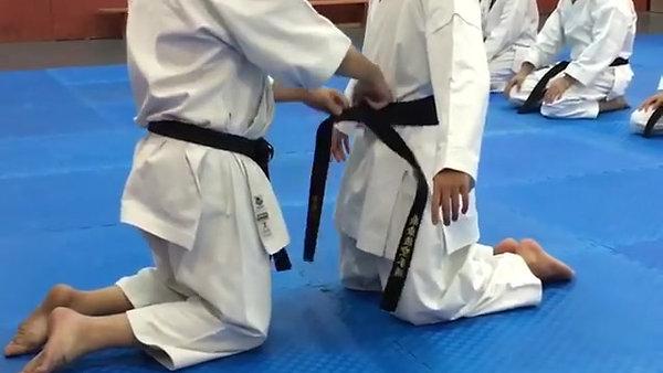 Nuevos Cinturones Julio 2018
