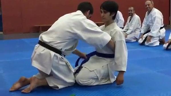 Nuevos Cinturones Junio 2018