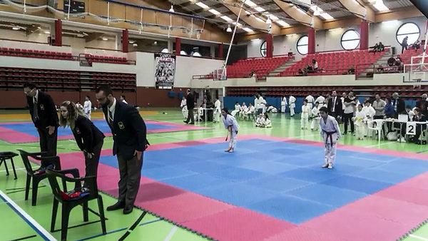 XIX Trofeo Karate Tes Cantos