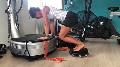 Cours Power Plate Pro 7