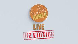 Holly Homer- Biz Edition