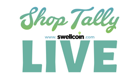 Shop Tally Live with Chrissy Souders