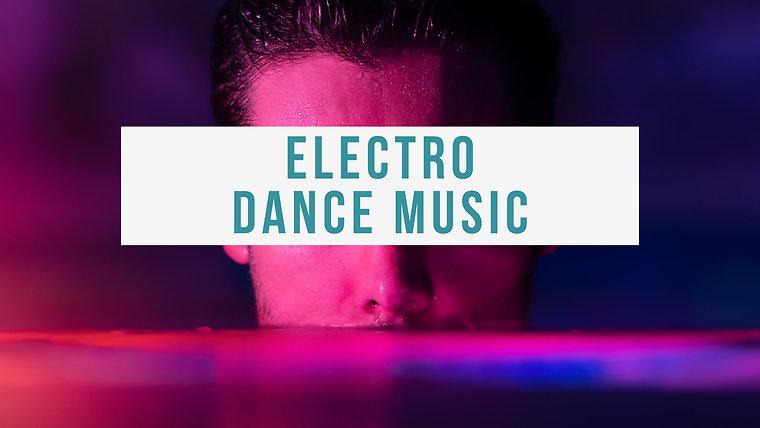 DJ Producer Remixer Compositeur EDM