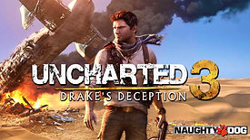 Uncharted 3 - Drake's Deception: Chapter 3 Gameplay