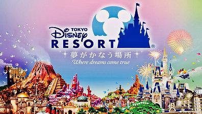 Disney Park: Tokyo Resort