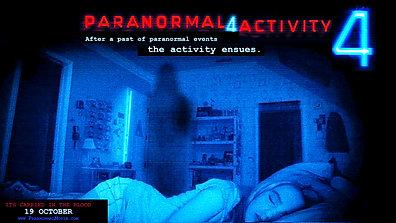 Paranormal Activities 4