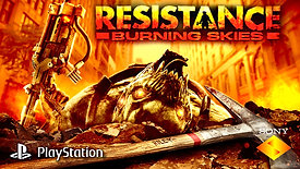 Resistance - Burning Skies: Launch Trailer