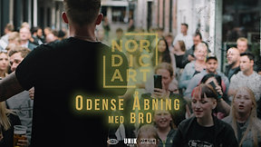 Nordic Art Tattoo - Odense Åbnings Fest (m/ Bro)