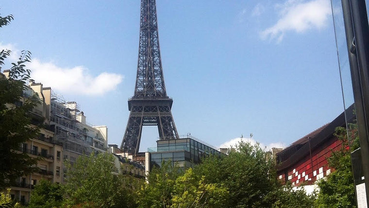 PLP Virtual Tourism in Paris & Surroundings