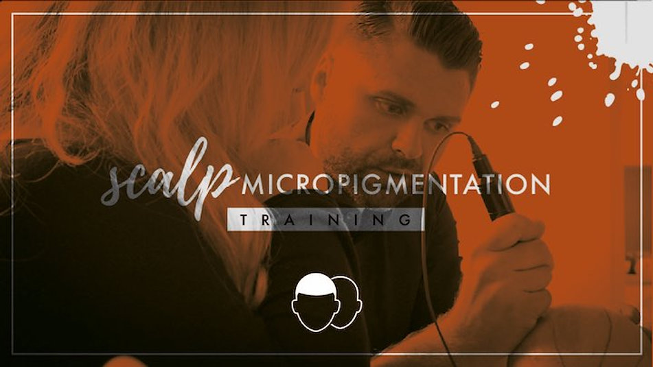 Piotr Fliger Scalp Solutions Scalp Micropigmentation Training UK