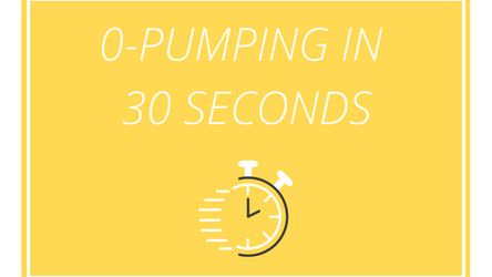 MAMA CAN CANS SET UP 0-Pumping in 30 seconds