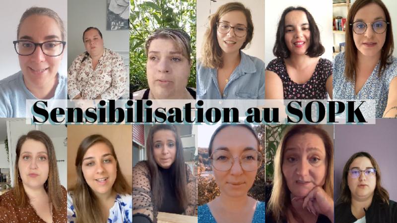 Vidéo de sensibilisation au SOPK