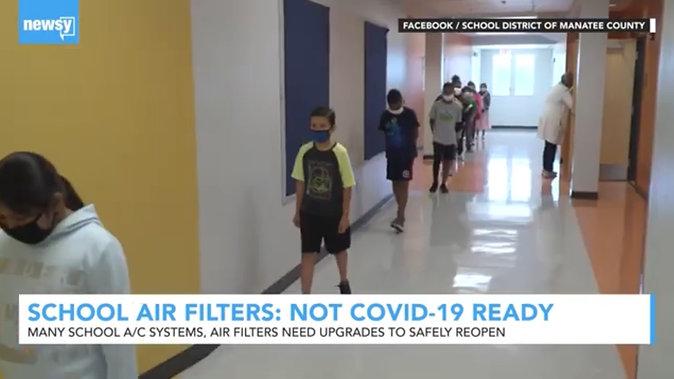 School Air Filters