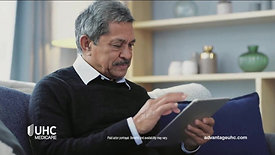 UnitedHealthcare Medicare Advantage Plans TV Commercial, 'See a Doctor From Home'