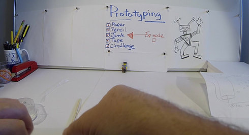 Making with Matt - Prototyping - The 3D Prototype