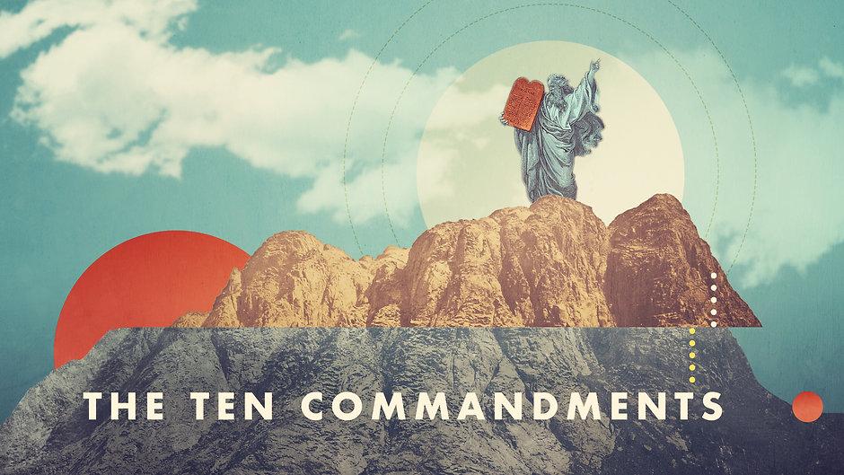 The Ten Commandments Series