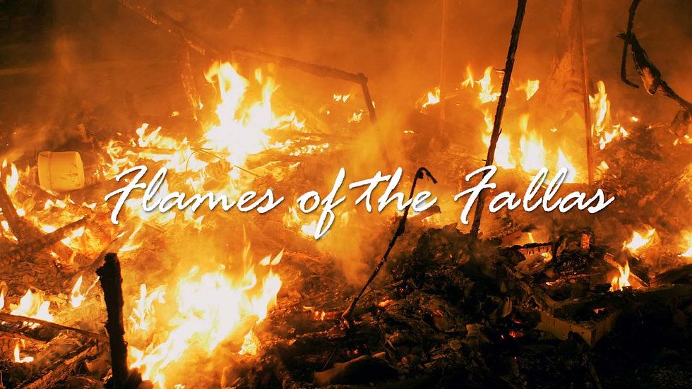 Flames of the Fallas