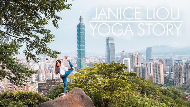 Janice Liou's Yoga Story