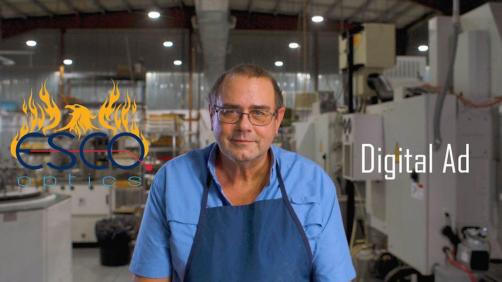 Esco Optics Digital Ad
