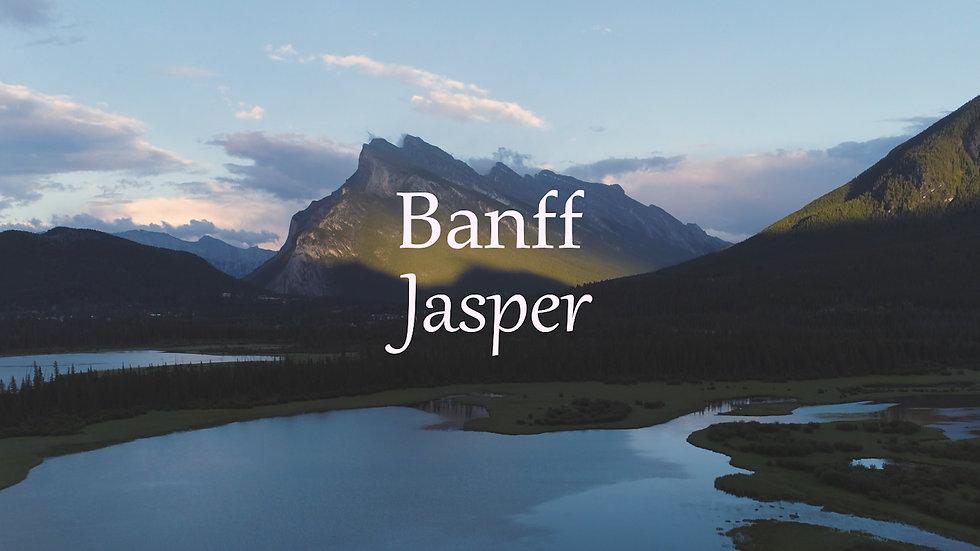 Banff Jasper Love
