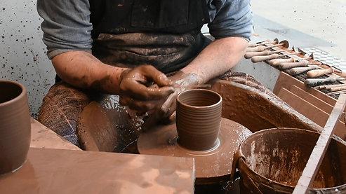 Potters Thumb