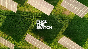 Flick The Switch - Launch Promo Clip
