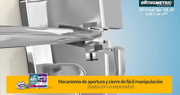 Brackets SLB OrthoClip®