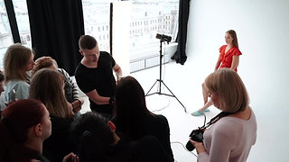 MY PHOTOSHOOTS BACKSTAGES