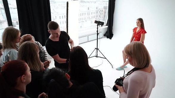 20.10.19  Studio lighting workshop
