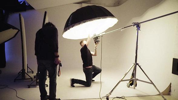 15/03/20 Studio lighting workshop