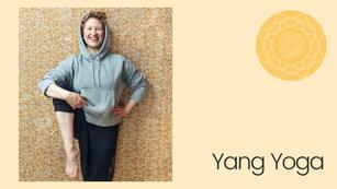 Rolig Dynamisk Yoga