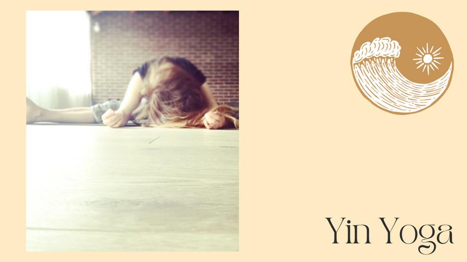 YIN YOGA / YOGA FOR AVSPENNING