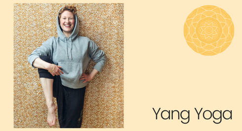 Deilig Yin Yang Yoga